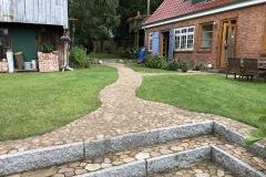 Der neue Gartenweg, 05.07.2019
